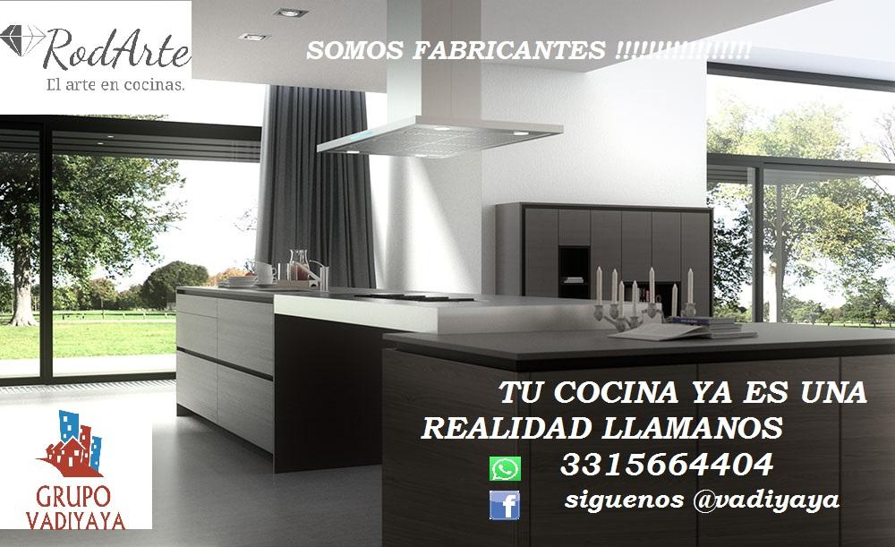 Cocinas integrales muebles de ba o y mas inmobiliaria for Compra de cocinas integrales